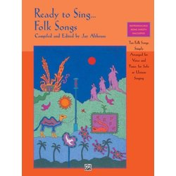 Ready to Sing ... Folk Songs