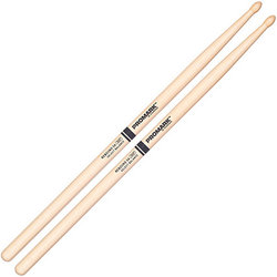 Rebound Balance Hickory Drumsticks - .565, Tear Drop Wood Tip