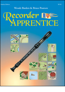 View larger image of Recorder Apprentice - Student Book