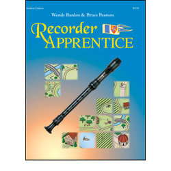 Recorder Apprentice - Student Book