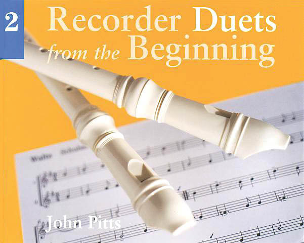 View larger image of Recorder Duets from the Beginning Book 2 - Pupil