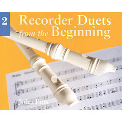 Recorder Duets from the Beginning Book 2 - Pupil