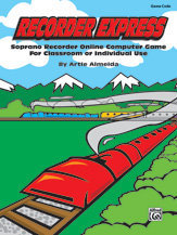 View larger image of Recorder Express (Game Code for Online Computer Game)