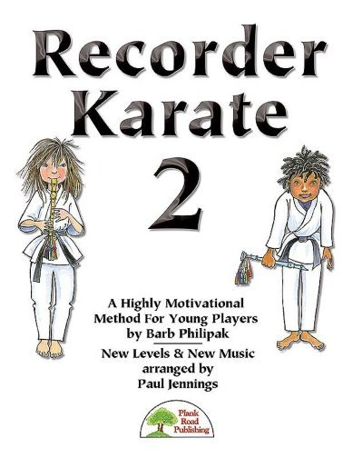 View larger image of Recorder Karate 2 - Student Book 10-Pack