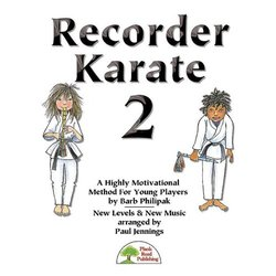 Recorder Karate 2 - Teachers Handbook & CD