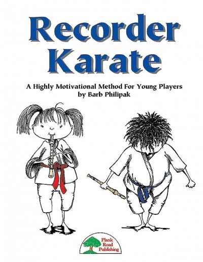View larger image of Recorder Karate - Student Book 5-Pack