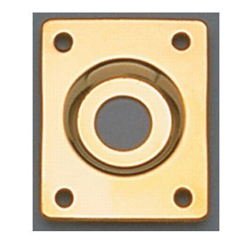 View larger image of Rectangular Jackplate - Gold