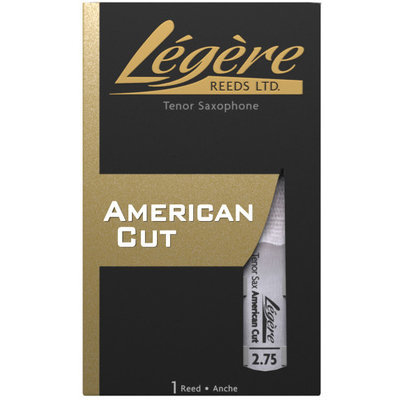 """View larger image of Legere American Cut Tenor Saxophone Reed - 2-3/4"""""""