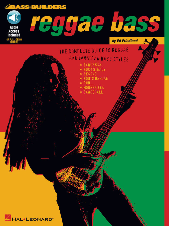 View larger image of Reggae Bass w/Online Audio