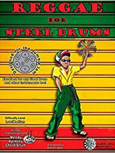View larger image of Reggae for Steel Drum w/CD