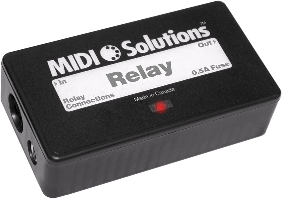 View larger image of Relay Interface