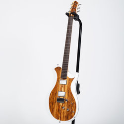 Relish Mary One Electric Guitar - African Marble Snow