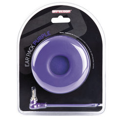 Reloop Ear Pack/Replacement Wire - Curled Purple