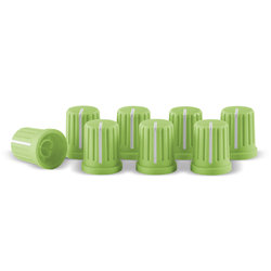 Reloop Fader Cap Set - Green