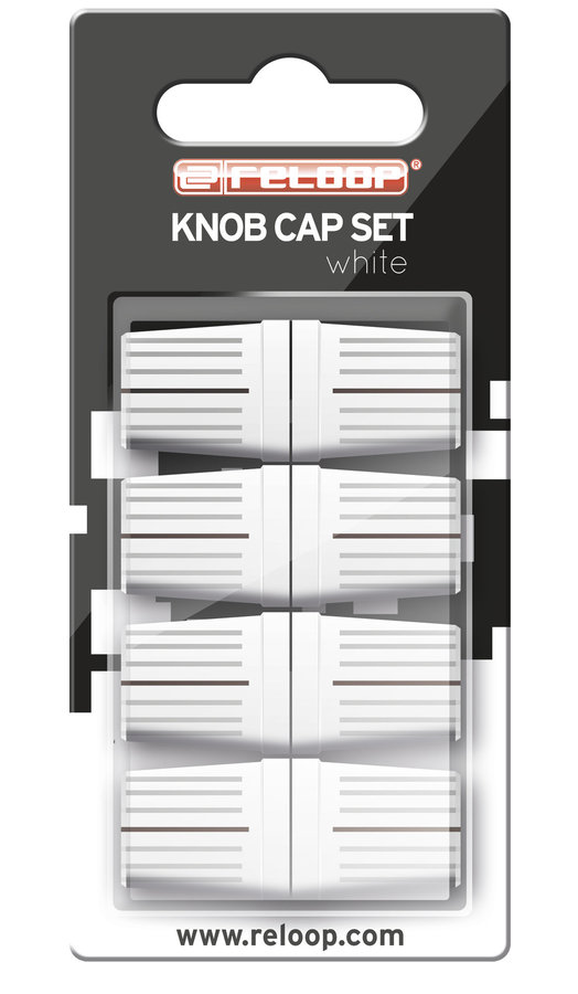 View larger image of Reloop Fader Cap Set - White