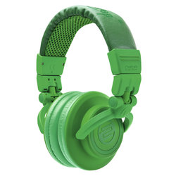 Reloop RHP-10 Headphones - Leafgreen