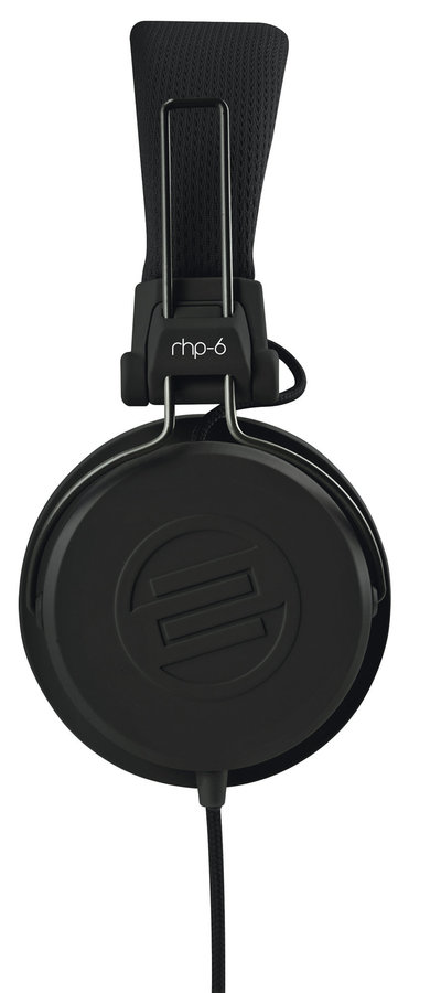 View larger image of Reloop RHP-6 Headphones - Black