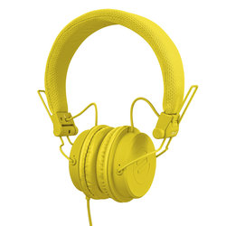 Reloop RHP-6 Headphones - Yellow