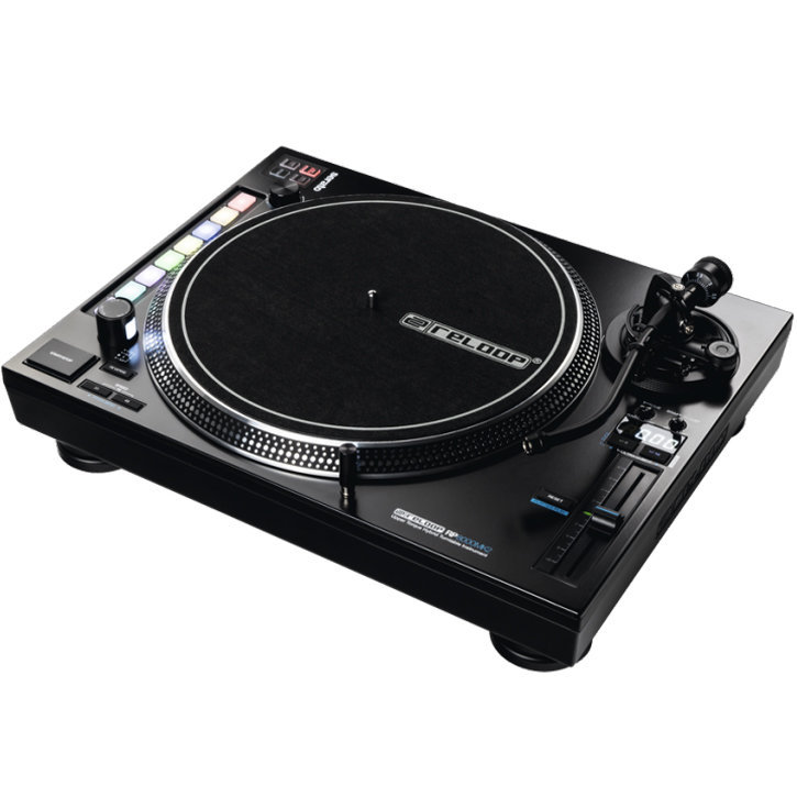 View larger image of Reloop RP-800 MKII Turntable