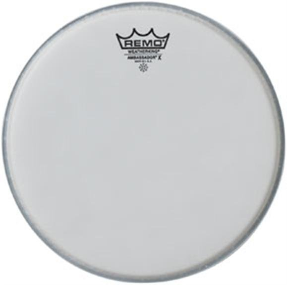 View larger image of Remo AC-0116-00 Ambassador X Drum Head - Coated - Batter - 16