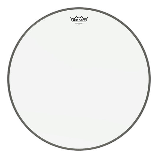 View larger image of Remo Ambassador Clear Bass Drumhead - 20