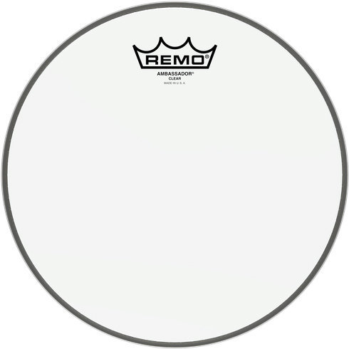View larger image of Remo Ambassador Clear Drumhead - 11