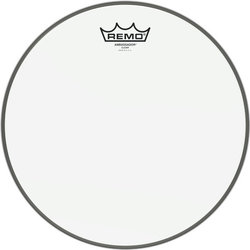 Remo Ambassador Clear Drumhead - 12