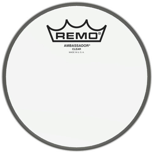 View larger image of Remo Ambassador Clear Drumhead - 6
