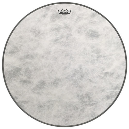 View larger image of Remo Ambassador Fiberskyn Bass Drumhead - 23