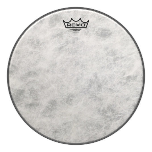 View larger image of Remo Ambassador Fiberskyn Drumhead - 16