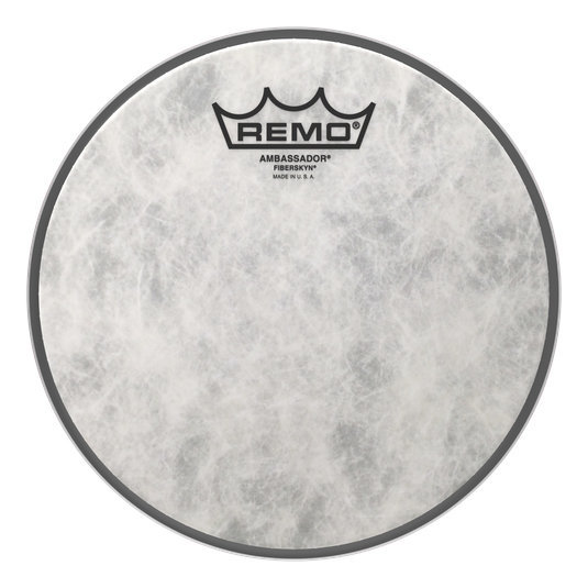 View larger image of Remo Ambassador Fiberskyn Drumhead - 8