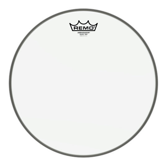 View larger image of Remo Ambassador Hazy Snare Side Drumhead - 13