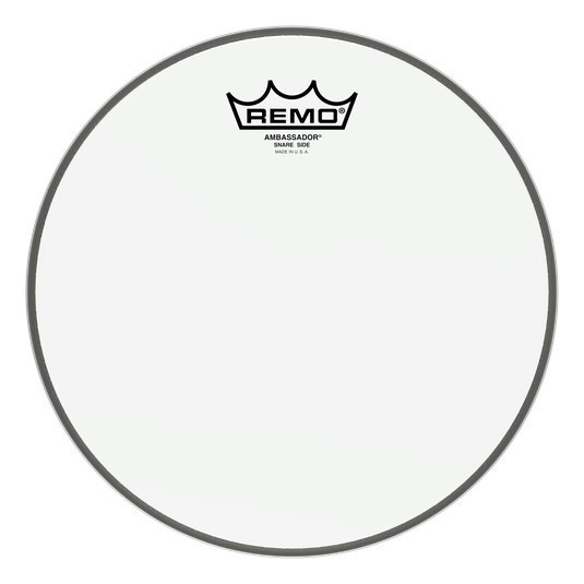 View larger image of Remo Ambassador Hazy Snare Side Drumhead - 16