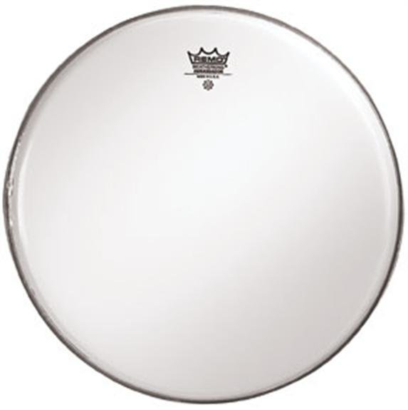 View larger image of Remo Ambassador Smooth White Bass Drum Head - 26