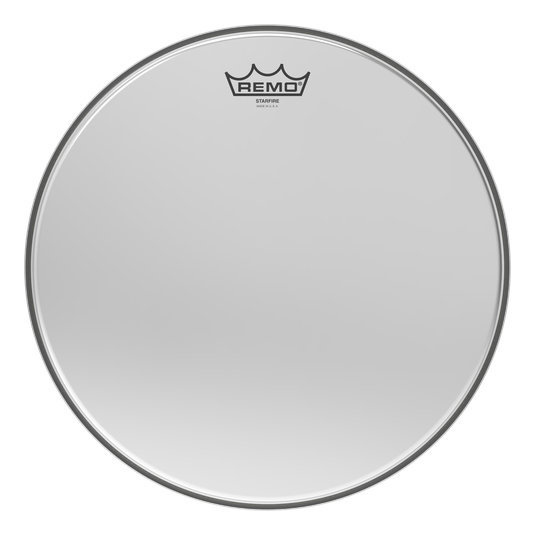 View larger image of Remo Ambassador Starfire Drumhead - Chrome, 14