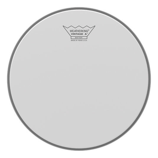 View larger image of Remo Ambassador Vintage Coated Drumhead - 12