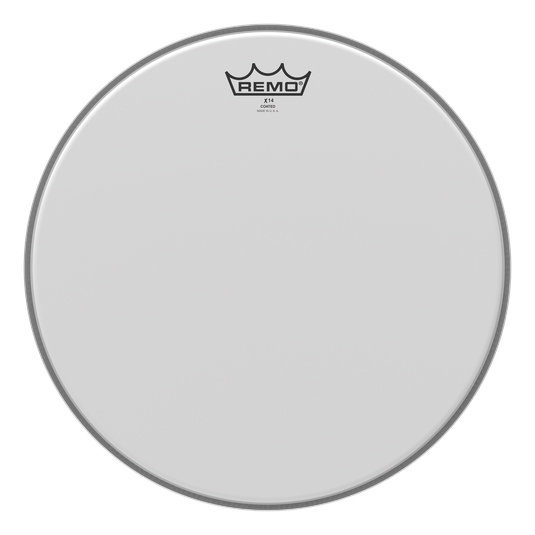 View larger image of Remo Ambassador X14 Coated Drumhead - 14