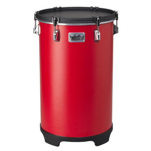 View larger image of Remo Bahia Bass Drum - 12, Gypsy Red