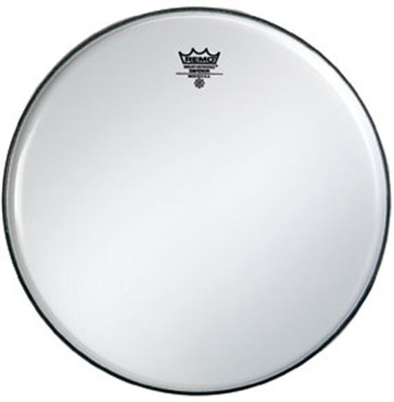 View larger image of Remo BB-1222-00 Emperor Bass Head - Smooth White - 22