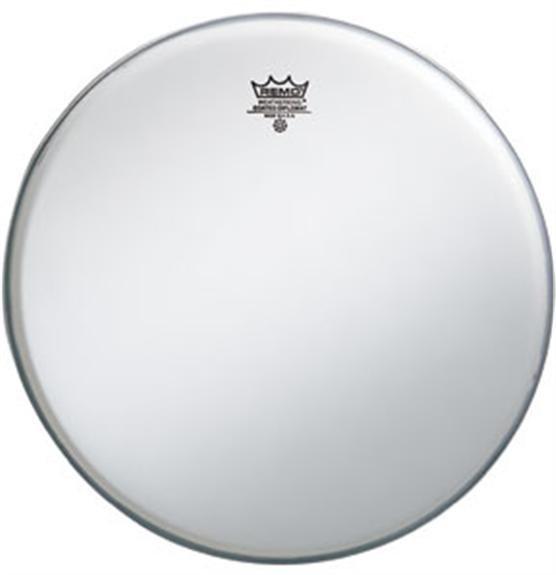 View larger image of Remo BD-0814-00 Suede Diplomat Drum Head - Batter - 14