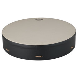 Remo Buffalo Comfort Sound Drum - Black, 14