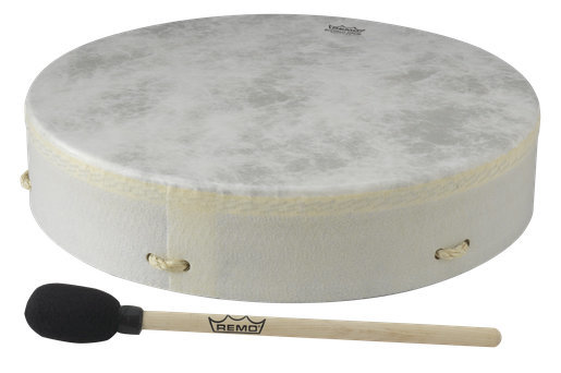 View larger image of Remo Buffalo Drum - Standard, 16