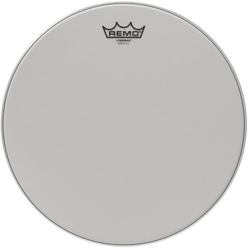 View larger image of Remo Cybermax Drumhead with Duralock - White, 13