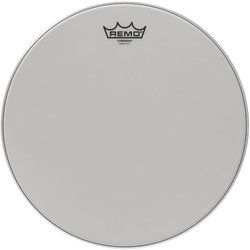 Remo Cybermax Drumhead with Duralock - White, 13