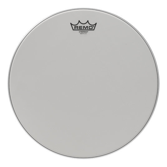 View larger image of Remo Cybermax Drumhead with Duralock - White, 14