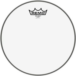 Remo Diplomat Clear Drumhead - 10