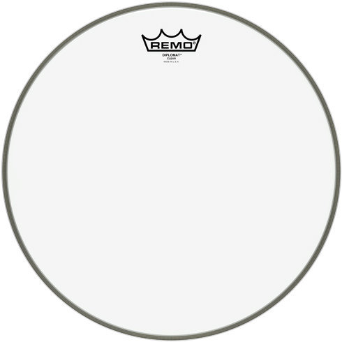 View larger image of Remo Diplomat Clear Drumhead - 14