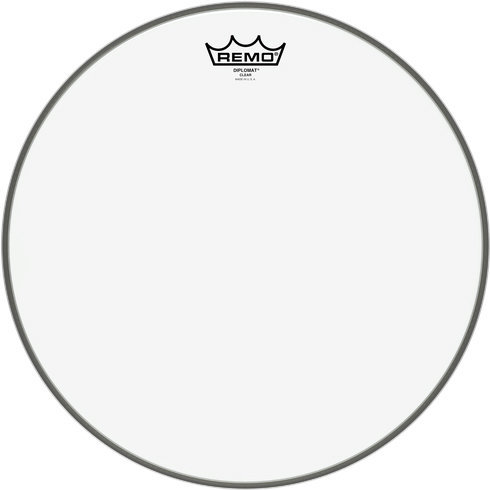 View larger image of Remo Diplomat Clear Drumhead - 15