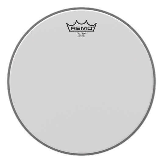 View larger image of Remo Diplomat Coated Drumhead - 12