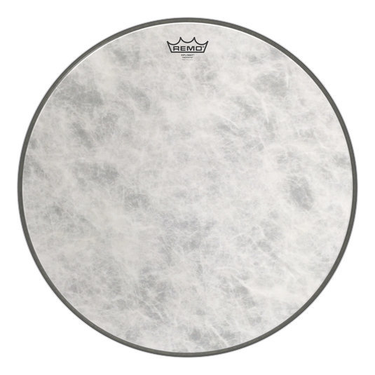 View larger image of Remo Diplomat Fiberskyn Bass Drumhead - 20